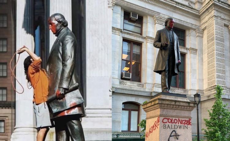 Matthias-Baldwin-estatua