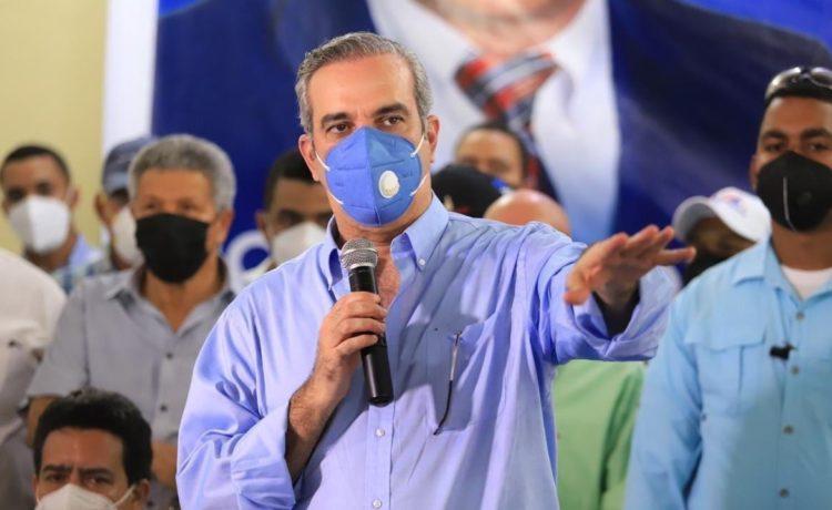 Abinader-campaña